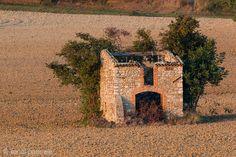 Cabanon agricole à Aouste-sur-Sye.