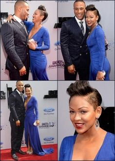 Meagan Good's Dress Causes Controversy