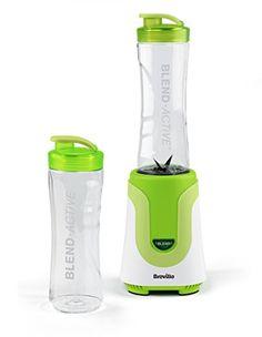 Breville Personal Blender Mixer Healthy Smoothie Maker New Bike Cup Holder, Cup Holders, Smoothie Mixer, Smoothie Detox, Mini Blender, Travel Blender, Bpa Free Bottles, Blender Bottle, Accessories