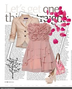 Pink!, created by sfunkygirl on Polyvore