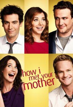 How I Met Your Mother! Best show ever.