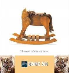 Funny Zoo Advertisements » Design You Trust. Design, Culture & Society.