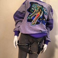 80s Kansai Yamamoto sweater