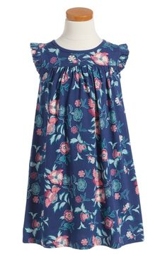 Tea Collection Kyoto Blooms Sleeveless Dress (Toddler Girls, Little Girls & Big Girls) available at #Nordstrom