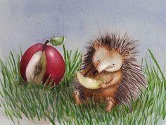 Hedgehog by ~MGscape on deviantART