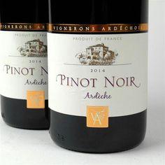 Coteaux de l'Ardèche: Cépage Pinot Noir 2014                                                                                                                                                                                 Plus