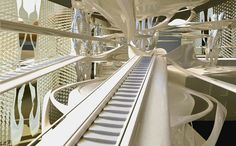 Gage/Clemenceau Architects use Autodesk® Maya® software to move beyond typical architectural design limits