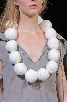 Yohji Yamamoto at Paris Fashion Week Spring 2013 - Livingly