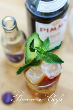 Pimm's Cup - www.the-henry-journal.com