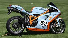 Gulf Oil Ducati 1098R