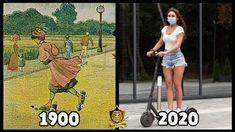 😱 Cómo IMAGINABAN el Futuro las personas de ANTES!!! Imagines, Youtube, Instagram, Future Tense, People, Youtubers, Youtube Movies
