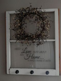 repurposed windows | repurposed-old-window-to-shelf-decoration-crafts-repurposing-upcycling ...