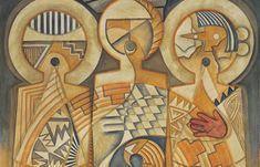 Third-Generation Painter Margarete Bagshaw, Santa Fe Modernist, Walks On…