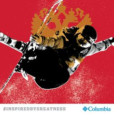 Crafted for peak performance and gold medal glory. Our Russian Ski Team uniforms are #INSPIREDBYGREATNESS