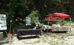 4site Inc Tent Set Up For Jazz At Three Caves Benefiting Land Trust Of North Alabama Hermitage Park With Images Tent Set Up Outdoor Furniture Sets Outdoor Decor