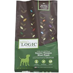 Nature's Logic Dry Vensn for Dog, 26.4 lb, 1 Pack ~~~ You could find more details by visiting the image link. (This is an affiliate link and I receive a commission for the sales)