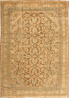Antique Sultanabad Persian Rugs 41995 Main Image - By Nazmiyal  http://nazmiyalantiquerugs.com/antique-rugs/1901-1940/antique-sultanabad-persian-rugs-41995/
