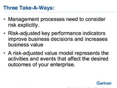 """Gartner Risk-Adjusted Value Model: Resource Guide for """"The Phoenix Project"""" (Part 4) - IT Revolution Risk Management, Phoenix, Revolution, Activities, Business, Projects, Model, Log Projects, Blue Prints"""