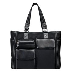 Professional And Practical This Cargolina Bag From Covington Is A No Brainer For The Working Woman With Sy Double Handles Stress Free Carrying