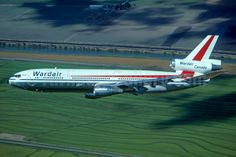 Wardair Canada McDonnell-Douglas DC-10-30 Military Jets, Military Aircraft, Tam Airlines, Air Company, Canadian Airlines, Mcdonald Douglas, Douglas Aircraft, Passenger Aircraft, Commercial Aircraft