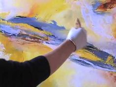 "Sargam Griffin is a German born painter. She has been painting for over 20 years and perfected a technique that is visually expansive, energizing and illuminating. Her home and studio are located in San Francisco's North Bay. ""We Live in Times of Exponential Change.It is significant to me as a painter to capture this important time in my creati..."