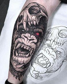 What's your favorite tattoo 1-10?by @brunosantostattoo???????? Ireland, Dublin/ #blxckink_ireland#blxckink—️ Follow @blxckink for quality black tattoos!‼️ Follow @txttoo for awesome colorful tattoos!—#tattoos #ink #inked #tattooed #blacktattooing #tattooartist #blackwork #traditionaltattoo #btattooing #blackworkerssubmission #blacktattooart #darkartists #tttism #blacktattoomag #blackworkers #onlyblackart #tattrx #taot #inkstinctsubmission #blacktattoo #tattoodo #dotwork #iblackwork