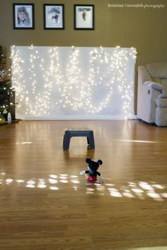 How to: Holiday Light Bokeh - Kristina McCaleb Photography