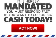 Money Sweepstakes, Win For Life, Cash Today, Lottery Winner, Publisher Clearing House, Winning Numbers, Accounting Information, Become A Millionaire, You Must