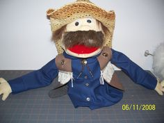 cowboy puppet 2008