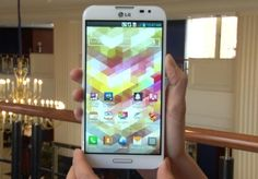 Phablet LG Optimus G Pro
