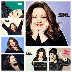 Melissa McCarthy SNL Host Bumpers