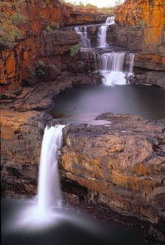 ^Kimberley, Australia. That's it....I should create a bucket list on visiting all of the waterfalls in the world.