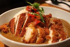 [I ate] Chicken Katsu Curry http://ift.tt/2jsa2Mv