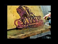 Easy Copper-Plating on Steel Art