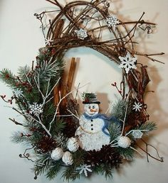 How to make grape vine wreaths and some great decorating ideas