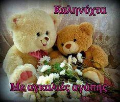 Good Night Quotes, Teddy Bear, Animals, Animales, Animaux, Teddy Bears, Animal, Animais