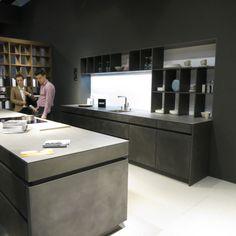 Leicht Kitchen at IMM 2015