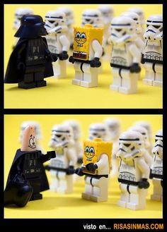 Descubrimos el secreto mejor guardado de Darth Vader, ¡Es Patricio!