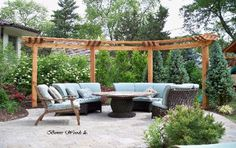 Bower Woods llc. Custom Garden Structures, Arbors