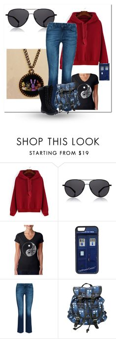 """""""rachel green"""" by bloodycreepypasta on Polyvore featuring Freddy, The Row, Los Angeles Pop Art and CellPowerCases"""