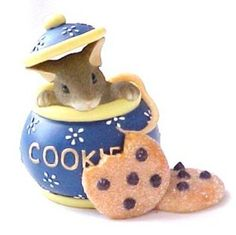 Charming Tails Hi Cookie (Mouse)