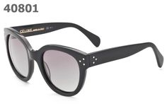 ba873a55ca3 Celine Audrey Sunglasses 41755 Black frame