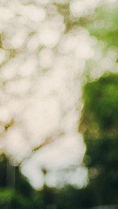 Car Blur Bokeh Light Art Nature #iPhone #5s #wallpaper