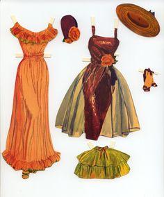 paper dolls dress - Google zoeken