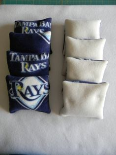 Tampa Bay Rays pillows