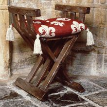 Medieval Folding Stool