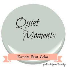 ben moore quiet moments