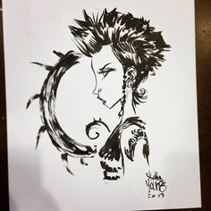 Girl with the Dragon Tattoo. #c2e2