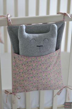 Range doudou range pyjama liberty Betsy Ann - fikOu miKou