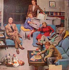 Home Recital - John Philip Falter